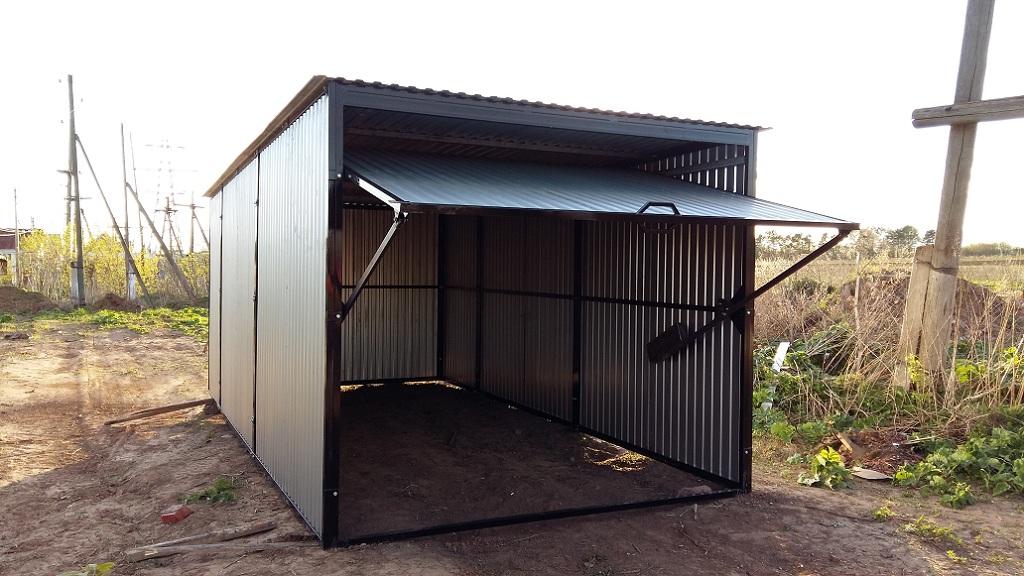 инструкция по сборке гаража пенала - фото 9